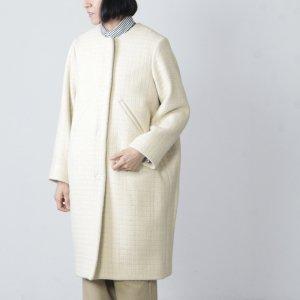 Lin francais d'antan (ランフランセダンタン) Seurat (スーラ) wool / スーラウールコート
