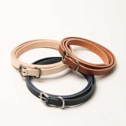 Hender Scheme (エンダースキーマ) tail belt / テールベルト