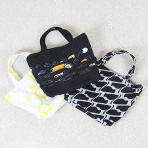 si-si-si (スースースー) CLOTH BAG / 2WAYトートバッグ