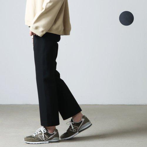 YAECA (ヤエカ) CONTEMPO 2WAY PANTS PIPED / コンテンポツーウェイパンツパイプド