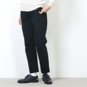 Ordinary Fits (オーディナリーフィッツ) 5POCKET ANKLE DENIM black one wash
