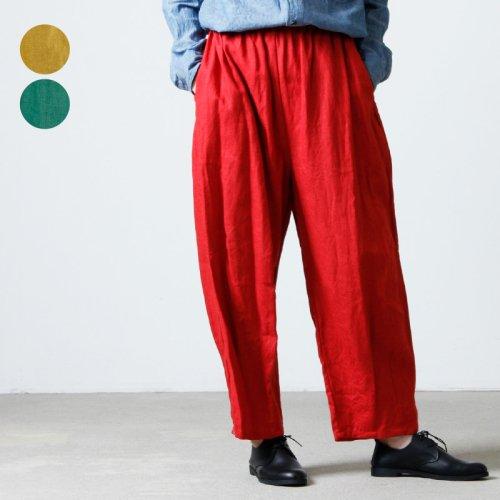 ina (イナ) ウエスト切替えギャザースカート