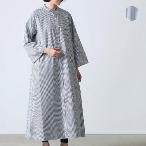 TICCA (ティッカ) スクエアビッグシャツ White