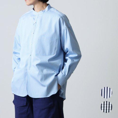 [THANK SOLD] TICCA (ティッカ) スキッパーシャツ White