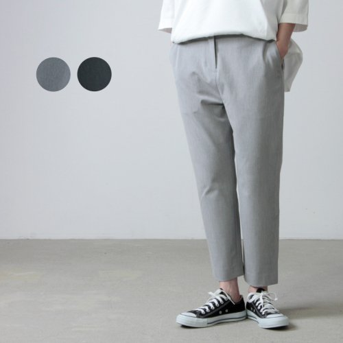 YAECA (ヤエカ) CONTEMPO 2WAY PANTS SLIM TAPERED