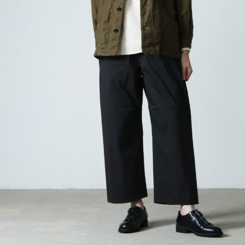 YAECA (ヤエカ) CONTEMPO EASY PANTS