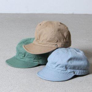 DECHO (デコー) SHALLOW KOME CAP / シャローコメキャップ