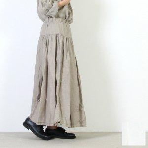 Veritecoeur (ヴェリテクール) ヨークギャザースカート