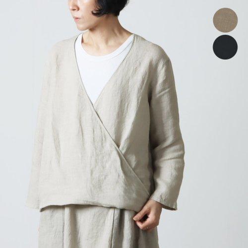 evameva (エヴァムエヴァ) Wide pullover / ワイドプルオーバー