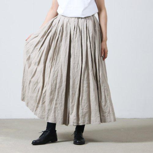 YAECA (ヤエカ) CONTEMPO WRAP DRESS / ラップドレス