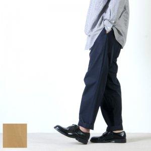 KAPTAIN SUNSHINE (キャプテンサンシャイン) Traveller Trousers / トラベラートラウザース