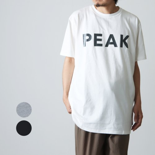 [THANK SOLD] snow peak (スノーピーク) Pocket Tshirt / ポケットTシャツ