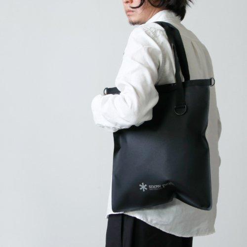 [THANK SOLD] snow peak (スノーピーク) TPU Tote Bag M / TPUトートバッグ Mサイズ
