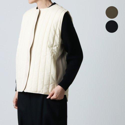 mao made (マオメイド) リネンローンフレアスリーブプルオーバー