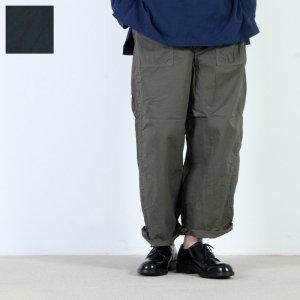 Ordinary Fits (オーディナリーフィッツ) JAMES / ワイドテーパード ベイカーパンツ