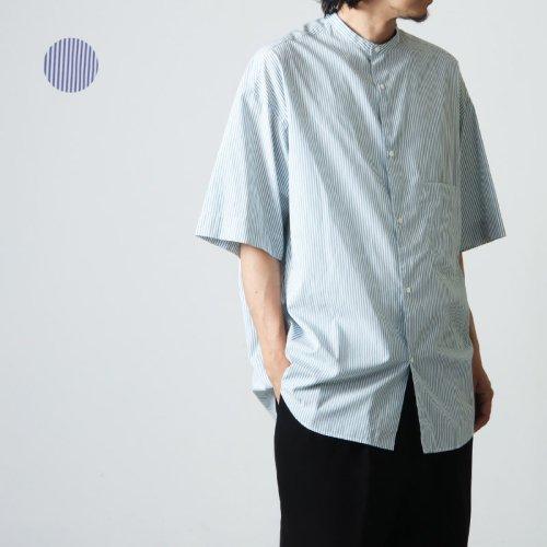 Graphpaper (グラフペーパー) Thomas Mason L/S B.D Box Shirt / トーマスメイソン ロングスリーブボタンダウンボックスシャツ