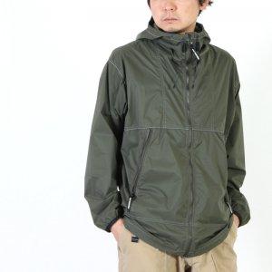 and wander (アンドワンダー) PERTEX wind jacket For Men / パーテックス ウィンドウジャケット メンズサイズ