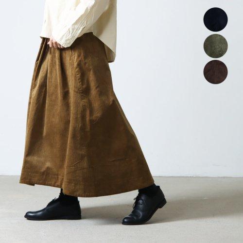 GRAMICCI (グラミチ) WEATHERLONG FLARE SKIRT / ウェザーロングフレアスカート