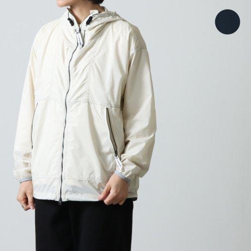 and wander (アンドワンダー) PERTEX wind jacket / パーテックスウィンドジャケット