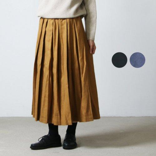 style + confort (スティールエコンフォール) 1/40リネンタックスカート