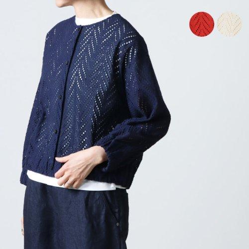kelen (ケレン) Wide Sleeves Smok Ines / ワイドスリーブスモック