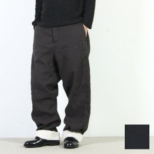 GARMENT REPRODUCTION OF WORKERS (ガーメントリプロダクションオブワーカーズ) FARMERS TROUSERS DECONSTRUCTION