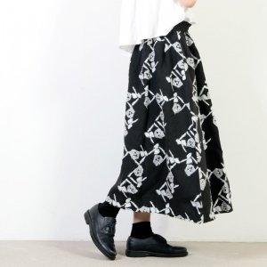 rikolekt (リコレクト) Paper flower ギャザースカート