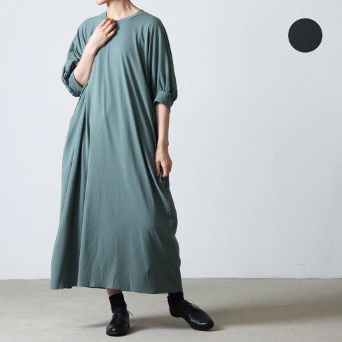 SI-HIRAI (スーヒライ) グログランコットン ドレス