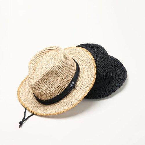 THE NORTH FACE (ザノースフェイス) Raffia Hat / ラフィアハット