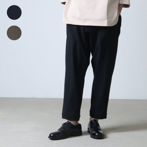 [THANK SOLD] Jackman (ジャックマン) Stretch Ankle Trousers / ストレッチアンクルトラウザース