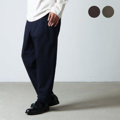 Jackman (ジャックマン) Stretch AnkleTrousers / ストレッチアンクルトラウザース