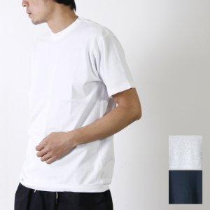 SBTRACT (サブトラクト) CREWNECK TEE / クルーネックTシャツ
