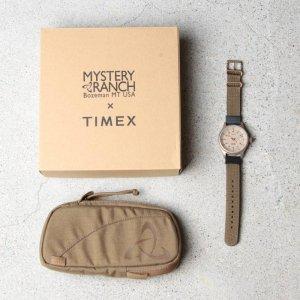 Mystery Ranch (ミステリーランチ) MR x TIMEX Field Watch SP Package / タイメックス フィールドウォッチ