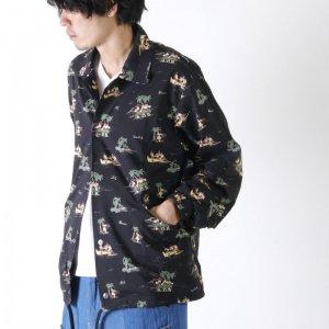 masterkey (マスターキー) BRUNO / アロハ柄シャツジャケット