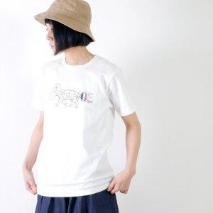 EEL (イール) OFRANCE×小池アミイゴ / おフランス×小池アミイゴ Tシャツ