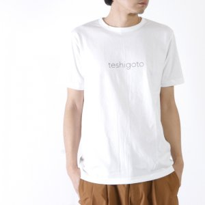 EEL (イール) TESHIGOTO×小池アミイゴ / テシゴト×小池アミイゴTシャツ