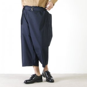 KAPTAIN SUNSHINE (キャプテンサンシャイン) Naval Wrap Trousers / ナバルラップトラウザース