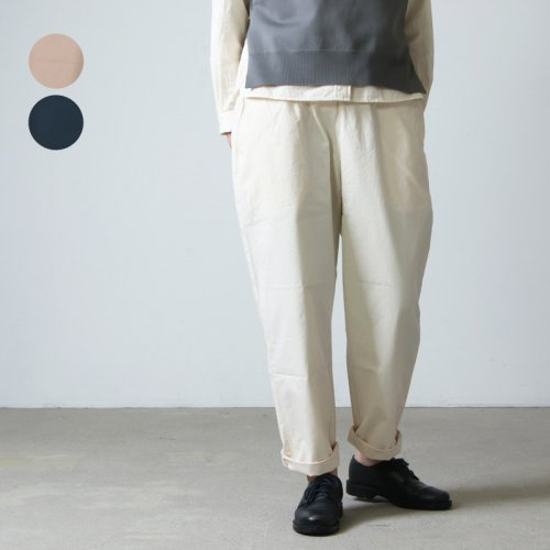 have a good day (ハブアグッドデイ) Relax trouser  pants For Women / リラックストラウザーパンツ