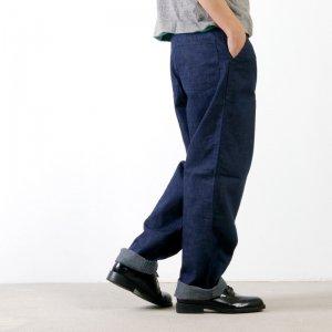 BAMBOOSHOOTS (バンブーシュート) Navy Utillity Pant / ネイビー ユーティリティ パンツ