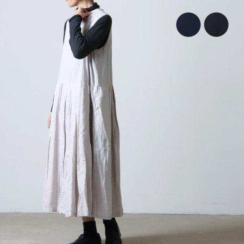 Gauze (ガーゼ) シフォンドットギャザースカート