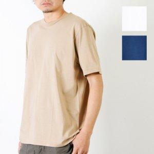 YAECA (ヤエカ) 丸胴Tシャツ
