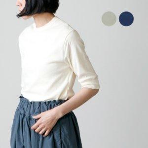 [THANK SOLD] Agreable (アグレアーブル) 1/2スリーブスムースT