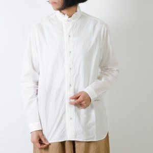 [THANK SOLD] GARMENT REPRODUCTION OF WORKERS (ガーメントリプロダクションオブワーカーズ) FRILL SHIRT / フリルシャツ