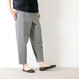 YAECA (ヤエカ) CONTEMPO 2WAY PANTS CROPPED / コンテンポ 2ウェイクロップドパンツ