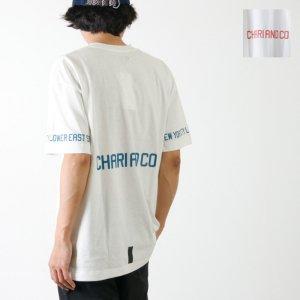 CHARI&CO (チャリアンドコー) B'WAY RACE TEE / ビーウェイ レースTシャツ