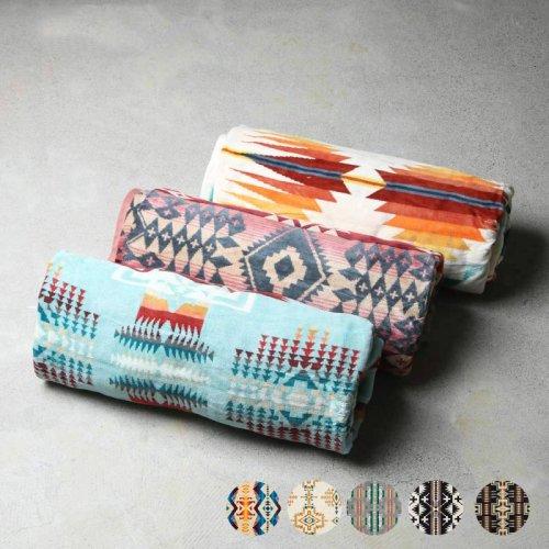 PENDLETON (ペンドルトン) Oversized Jacquard Towels / ジャガードバスタオルオーバーサイズ XB233