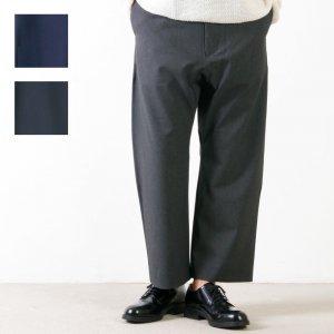 YAECA (ヤエカ) CONTEMPO 2WAY TAPERED PANTS / コンテンポ 2ウェイテーパードパンツ