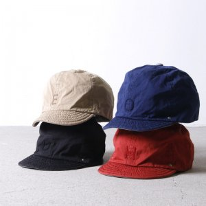 DECHO (デコー) BALL CAP -WEATHER- / ボールキャップ ウェザー