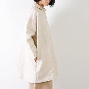 jujudhau (ズーズーダウ) TUCK COAT / タック コート