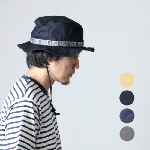 [THANK SOLD] KAVU (カブー) Strap Bucket Hat / ストラップバケットハット